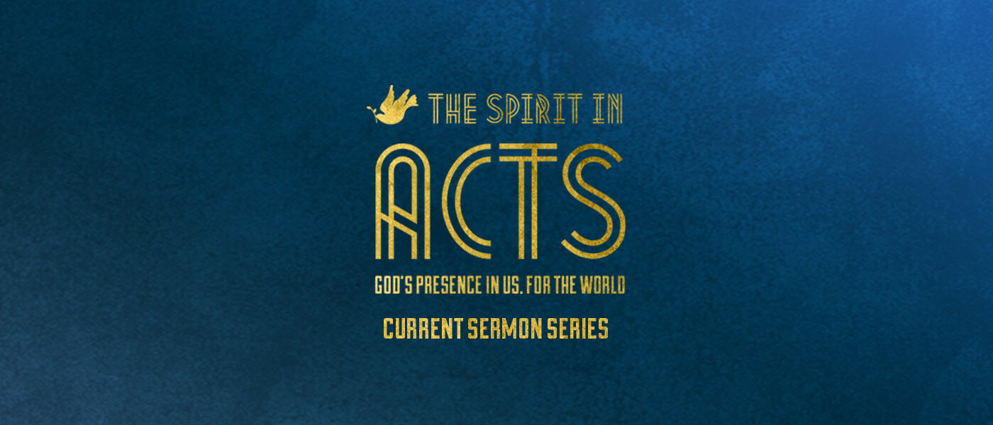 The Spirit in Acts