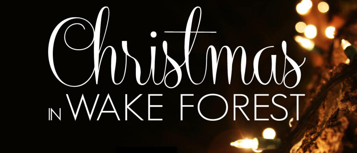 Christmas at North Wake