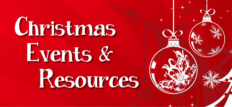 Christmas Events & Resources
