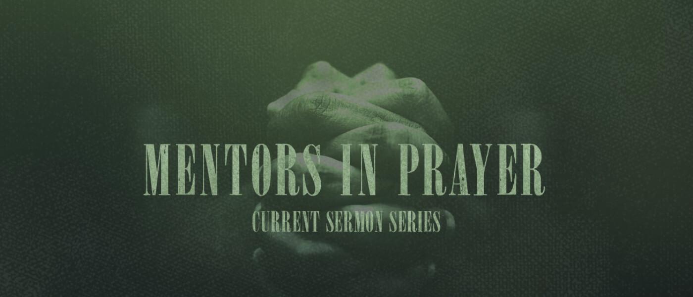 Mentors In Prayer Rotator